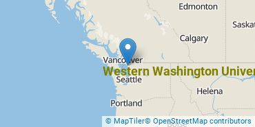 Location of Western Washington University